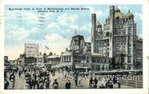 Boardwalk, Marlborough & Dennis Hotels in Atlantic City, New Jersey