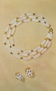 Sparketricks Necklace , National Handicraft Institute , 50-60s