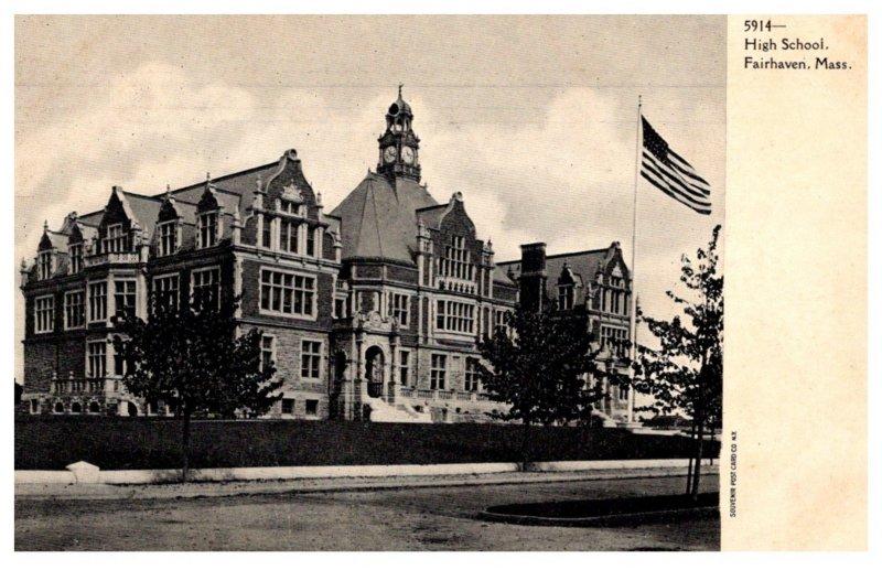 Massachusetts  Fairhaven , High School