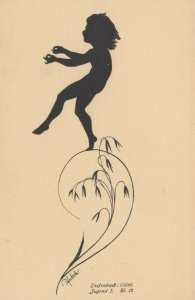 DIEFENBACH : Fantasy Silhouette , 00-10s ; Jugend I. Bl. 12