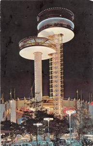 12147  New York World's Fair, 1964-1965 Observation Towers  New York State ...