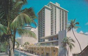 Hawaii Waikiki Waikiki Beachcomber