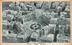 Italy Roma Piazza Verbano, Aerial View