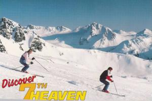7th Heaven Is The Vast Above-Tree-Line Expanse Of Spectacular Skiing & Panora...