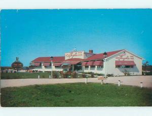 Unused Pre-1980 LLOYD'S RESTAURANT Marshalltown Iowa IA v7319