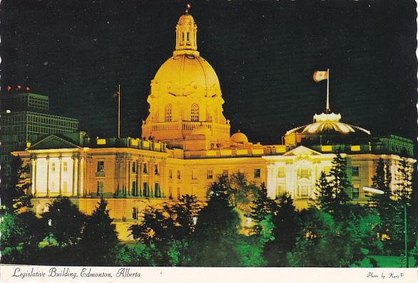 Canada Legislative Building Edmonton Ontario