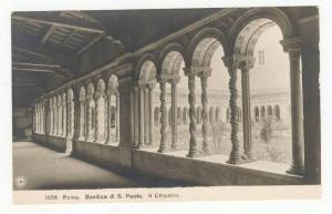 RP  Roma, Italy, 00-10s  , Basilica di S. Paolo, Il Chiostro