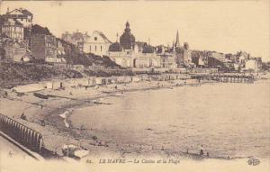France Le Havre Le Casino et la Plage