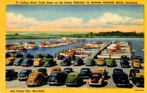 DE - Rehoboth Beach. Indian River Yacht Basin