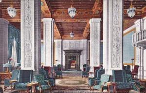 California San Francisco Tapestry Room Hotel Saint Francia