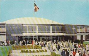 Ohio Cuyahoga Falls The Cathedral Of Tomorrow 1965