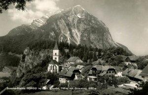 Austria - Purgg. Sommerfrische     RPPC
