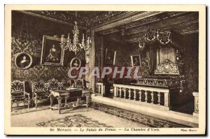 Old Postcard Monaco The Prince's Palace The House of York