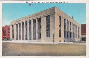 New York Binghampton Post Office