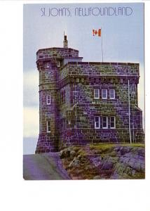 Cabot Tower, St John's, Newfoundland, Tooton's, Photo Winston Fraser