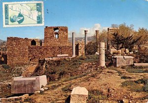 The Ruins of Byblos Byblos, Lebanon , Carte Postale postal used unknown