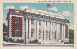 Virginia Bristol United States Post Office