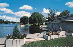 Juliette II & the Boat House - on the Avon River , England , 50-60s