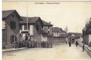 Le Mans - Caserne de Negrier (Bartracks of Slave Trader)