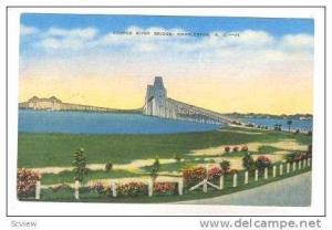 Cooper River Bridge, Charleston, South Carolina, 30-40s