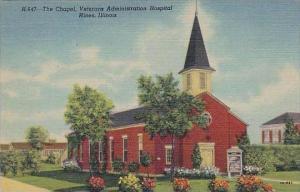Illinois Hines The Chapel Veterans Administratton Hospital