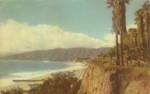 Santa Monica, California, unused Postcard