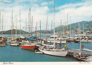 Yacht Haven , ST THOMAS , Virgin Islands , 60s