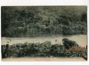 271046 INDONESIA HOLLAND INDIA SABANG reservoir Vintage tinted
