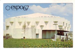 Expo 67 Pavilion of Israel, Used in Montreal Quebec