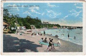 Onset, Mass, South Boulevard Beach
