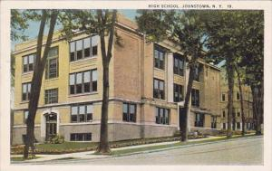 High School Johnstown New York 1930