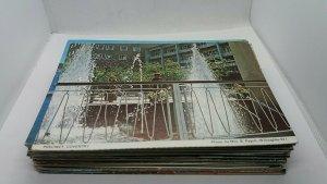 Job Lot Bulk Buy 50 + Assorted  Old Postcards Mixed Batch Modern Size Lucky Dip
