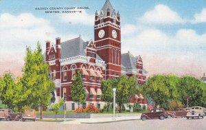 NEWTON , Kansas, 1930-40s; Havey County Court House