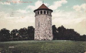 Water Tower, Wilmington , Delaware , PU-1908