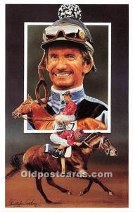 Wwillie Shoemaker, Winningest jockey in history Unused