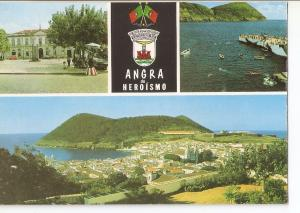 Postal 050330 : Angra do Heroismo. Ilha Terceira - A?res