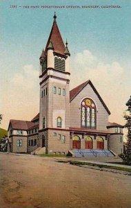 California Berkeley The First Presbyterain Church