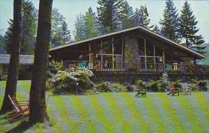Canada Institute For The Blind C-NIB Lodge Bowen Island British Columbia