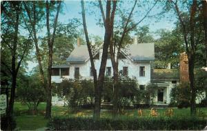 Mountainhome Pennsylvania~Village Guest House~1964 Postcard