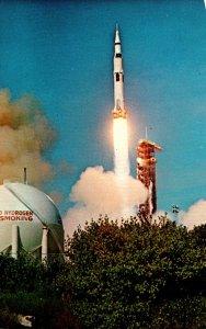 Florida Kennedy Space Center NASA Apollo 15 Saturn V Space Vehicle