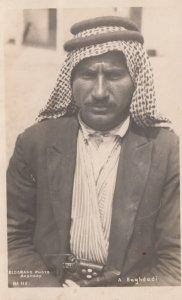 RP: BAGHDAD , Iraq , 1910-30s ; A Baghdadi