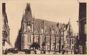 Le Palais De Justice, Rouen (Seine Maritime), France, 1900-1910s
