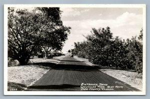 MIAMI FL GREYNOLDS PARK VINTAGE REAL PHOTO POSTCARD RPPC
