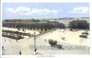 Colombo Harbour Ceylon, Sri Lanka Unused