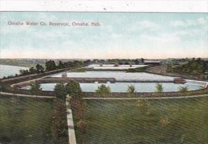 Nebraska Omaha Omaha Water Company Reservoir