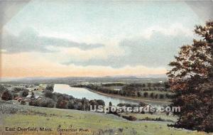 Connecticut River East Deerfield MA Unused