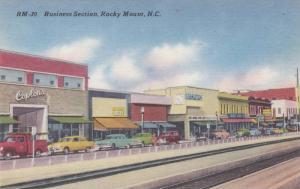 Coplon's, Matthews Drug Store, Business Section, Rocky Mount, North Carolina ...