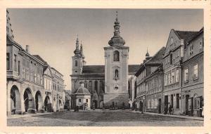 BT2563 stadtkirche saaz    czech republic
