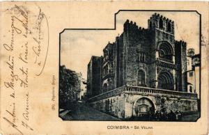 CPA Coimbra- Sé Velha, PORTUGAL (760778)