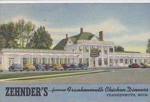 Michigan Frankenmuth Zehnders Famous Frankenmuth Chichen Dinners